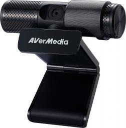 Kamera internetowa AVerMedia Live Streamer CAM 313 (40AAPW313ASF)