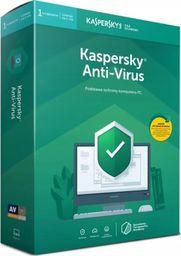 Kaspersky Lab Kaspersky (1 stan.; 12 miesięcy; BOX; Komercyjna)
