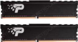 Pamięć Patriot Memory Signature, DDR4, 8 GB,2400MHz, CL17 (PSP416G2400KH1)