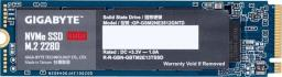Dysk SSD Gigabyte 512 GB M.2 2280 PCI-E x4 Gen3 NVMe (GP-GSM2NE3512GNTD)