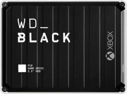 """Dysk zewnętrzny Western Digital Black P10 (WDBA5G0050BBK-WESN) (5 TB 2.5""""USB 3.1 biały)"""