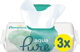Pampers Chusteczki Aqua Pure 3x48szt. (144 szt.)