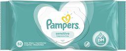 Pampers Zestaw chusteczek Pampers Chusteczki Pampers Sensitive 52 (52)