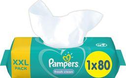 Pampers Chusteczki nawilżane FreshClean 4x 80 szt.