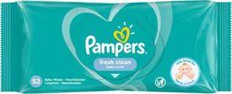 Pampers Zestaw chusteczek Pampers Chusteczki Pampers FreshClean 52 (52)