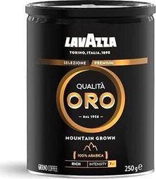 Lavazza Qualita Oro Mountain Grown 250g 100% Arabica puszka