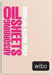 Wibo WIBO_Absorbing Oil Sheets bibułki matujące 40szt