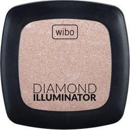 Wibo WIBO_Diamond Illuminator rozświetlacz prasowany 3,5g