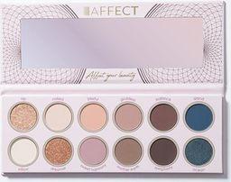Affect AFFECT_Eyeshadows Palette paleta cieni do powiek Sweet Harmony 12x2g