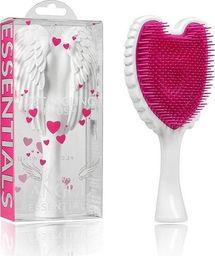 Tangle Angel TANGLE ANGEL_Essentials szczotka do włosów Biało-Różowa