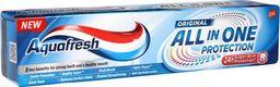Aquafresh  Pasta do zębów All In One Protection Original 100ml