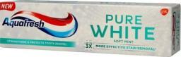 Aquafresh  Pasta do zębów Pure White Soft Mint 75ml