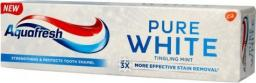 Aquafresh  Pasta do zębów Pure White Tinglimg Mint 75ml