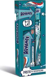 Aquafresh  AQUAFRESH_SET Advance  pasta do zębów 75ml + szczoteczka do zębów 9-12 Years