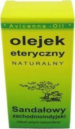 Avicenna Naturalny Olejek Eteryczny Sandałowy 7ml