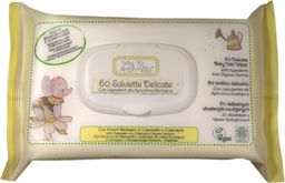 Anthyllis BABY ANTHYLLIS_60 Salviette Delicate chusteczki do pielęgnacji skóry Rumianek i Nagietek 60szt