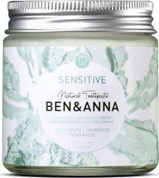 Ben&Anna Pasta do zębów Natural Toothpaste Sensitive 100ml