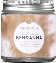 Ben&Anna Proszek do zębów Natural Toothpaste Cinamon 45g