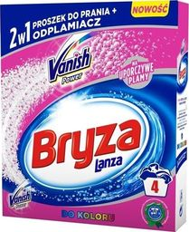 Bryza BRYZA_Lanza Vanish Ultra Color 2w1 proszek do prania i odplamiacz do koloru 300g