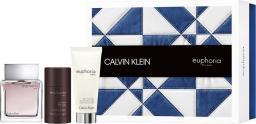 Calvin Klein Zestaw Euphoria Men