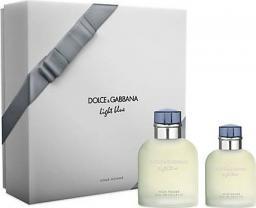 Dolce & Gabbana Zestaw Light Blue Pour Homme