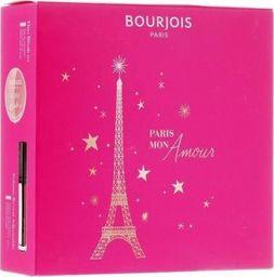 BOURJOIS Paris BOURJOIS_SET Mon Amour Volume Reveal Adjustable Mascara pogrubiający tusz do rzęs Black 6ml + Duo Blush podwójny róż do policzków 01 2,4g