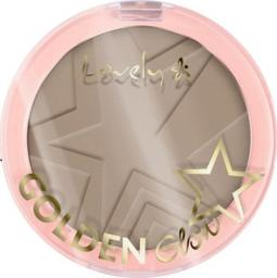 Lovely Golden Glow puder do konturowania twarzy 3 Cool Brown 10g