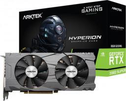 Karta graficzna Arktek GeForce RTX 2060 Super Dual Fan 8GB GDDR6 (AKN2060SD6S8GH1)