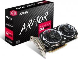 Karta graficzna MSI Radeon RX 570 Armor OC 4GB GDDR5 (RX 570 ARMOR 4G OC)