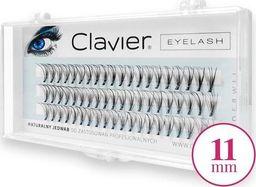 Clavier CLAVIER_Eyelash kępki rzęs 11mm