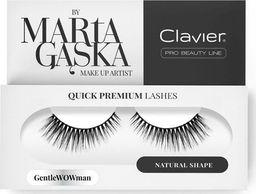 Clavier CLAVIER_Quick Premium Lashes rzęsy na pasku Gentlewowman 803