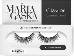 Clavier CLAVIER_Quick Premium Lashes rzęsy na pasku Just A Pinch 811