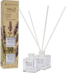 Flor De Mayo FLOR DE MAYO_Botanical Essence olejek aromatyczny z patyczkami Lawenda 2x50ml