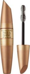 MAX FACTOR Tusz do rzęs Rise&Shine Mascara 001 Black 12ml