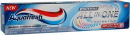 Aquafresh  Pasta do zębów All In One Protection Whitening 100ml