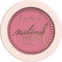 Lovely LOVELY_Natural Beauty Blusher róż do policzków 2 3,2g