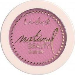 Lovely LOVELY_Natural Beauty Blusher róż do policzków 3 3,2g