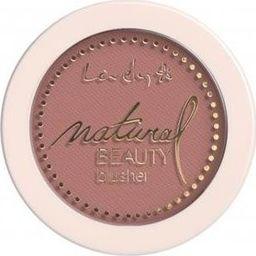 Lovely LOVELY_Natural Beauty Blusher róż do policzków 4 3,2g