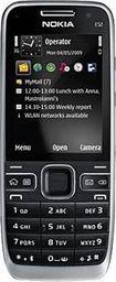Telefon komórkowy Nokia E52 czarny
