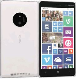 Smartfon Nokia Lumia 830 16 GB Biały