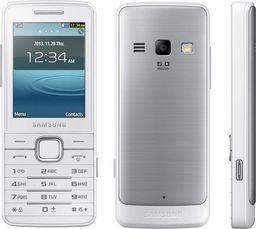 Telefon komórkowy Samsung TELEFON SAMSUNG S5611 BIAŁY + WYSYŁKA 24H [BEZ SIMLOCKA, GWARANCJA 2 LATA]