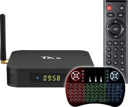 Smart Tv Box TX6 4/32GB + Klawiatura