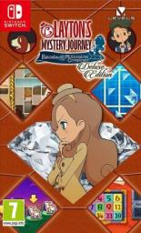 Layton's Mystery Journey: K&M Con. Deluxe Ed. Switch