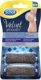 Scholl Velvet Smooth głowice obrotowe na popękane pięty (2szt.)