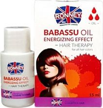 Ronney Babassu Oil Energizing Effect energetyzujący olejek do włosów 15ml