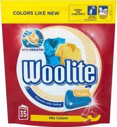 Woolite WOOLITE_Mix Colors kapsułki do prania z keratyną 35szt