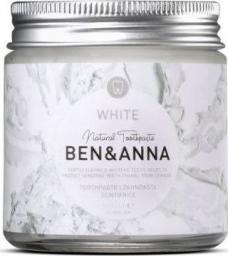 Ben&Anna Pasta do zębów Natural Toothpaste White 100ml