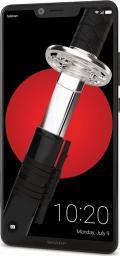 Smartfon Sharp  Aquos D10 64 GB Dual SIM Czarny  (SH-D10/BK)