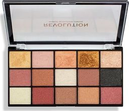 Makeup Revolution Paleta cieni do powiek Re-Loaded Affection