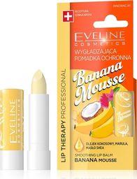 Eveline Eveline Lip Therapy Professional Pomadka wygładzająca do ust Banana Mousse  1szt
